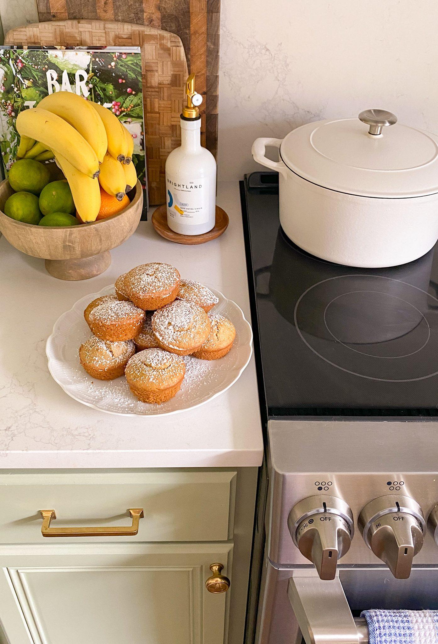 lemon olive oil cake | Monday Morning Musings No.170