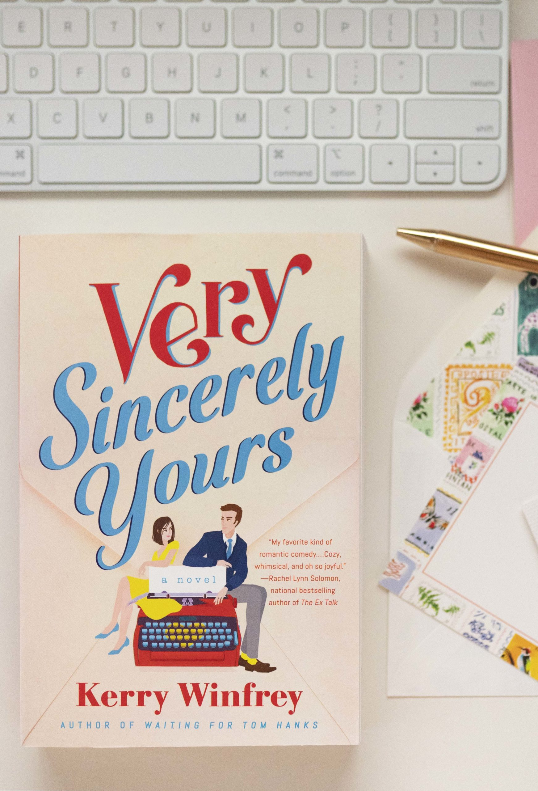 Book Discussion Very Sincerely Yours