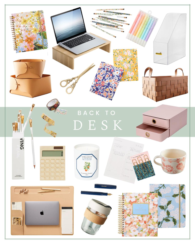 Back To Desk Essentials