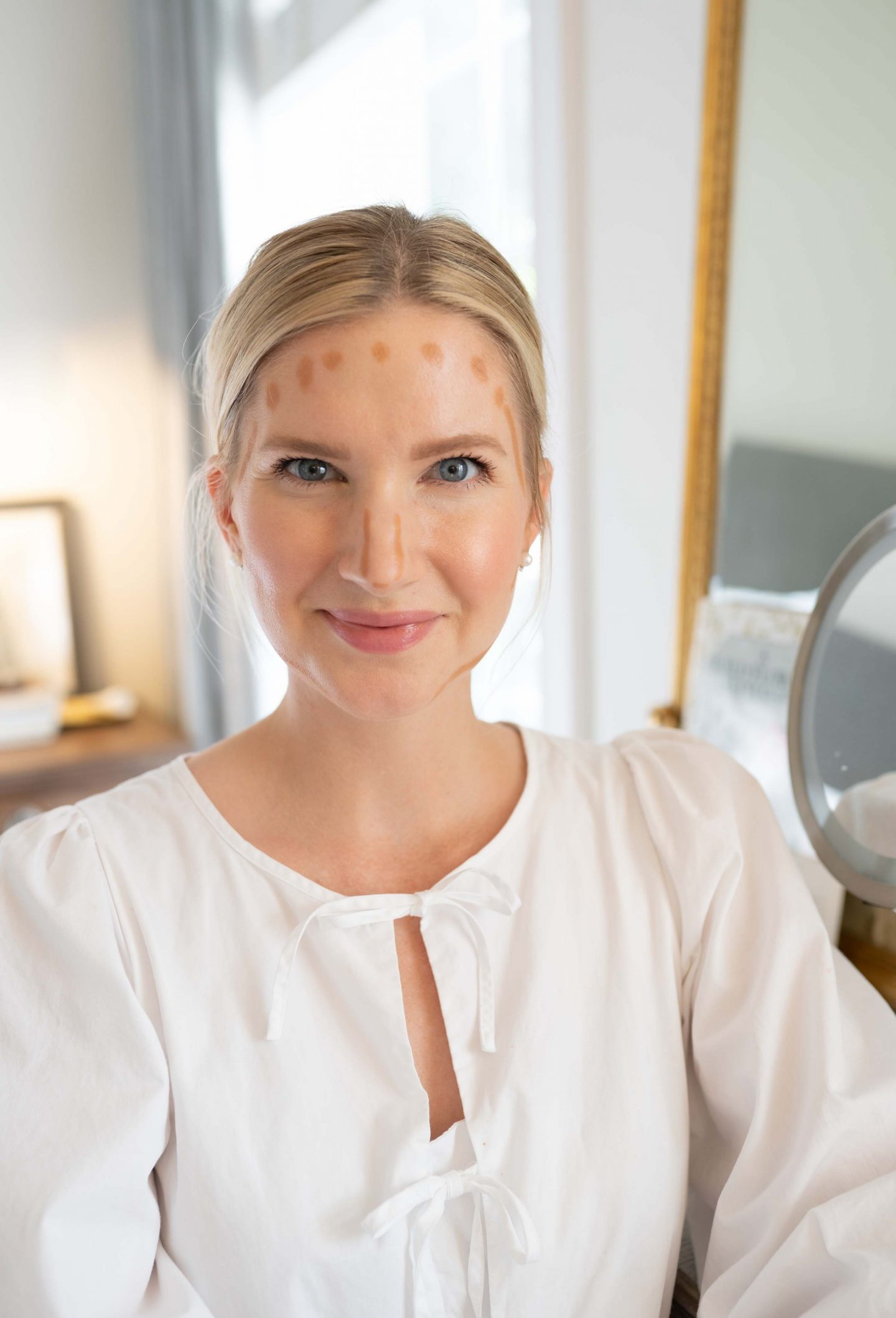 How to Use Persona Bronzing Stick