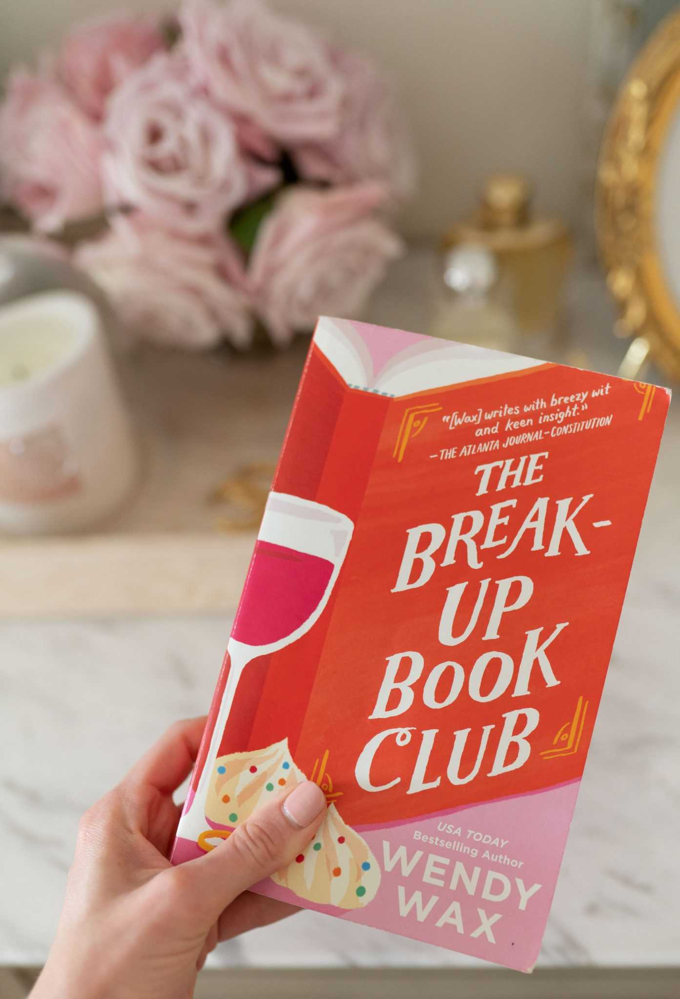 The Break-Up Book Club by Wendy Wax