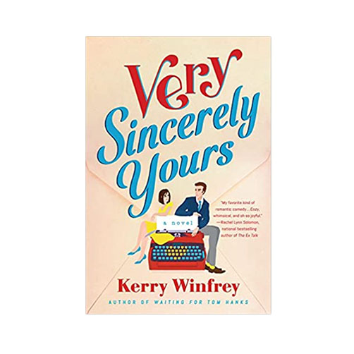 Very Sincerely Yours Book