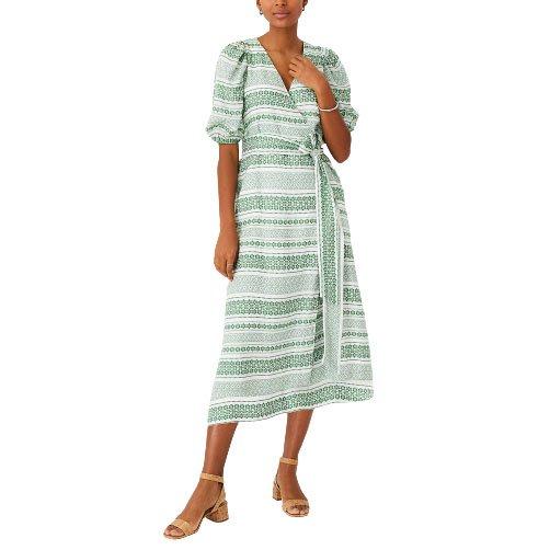 green midi dress   Monday Morning Musings   No.172