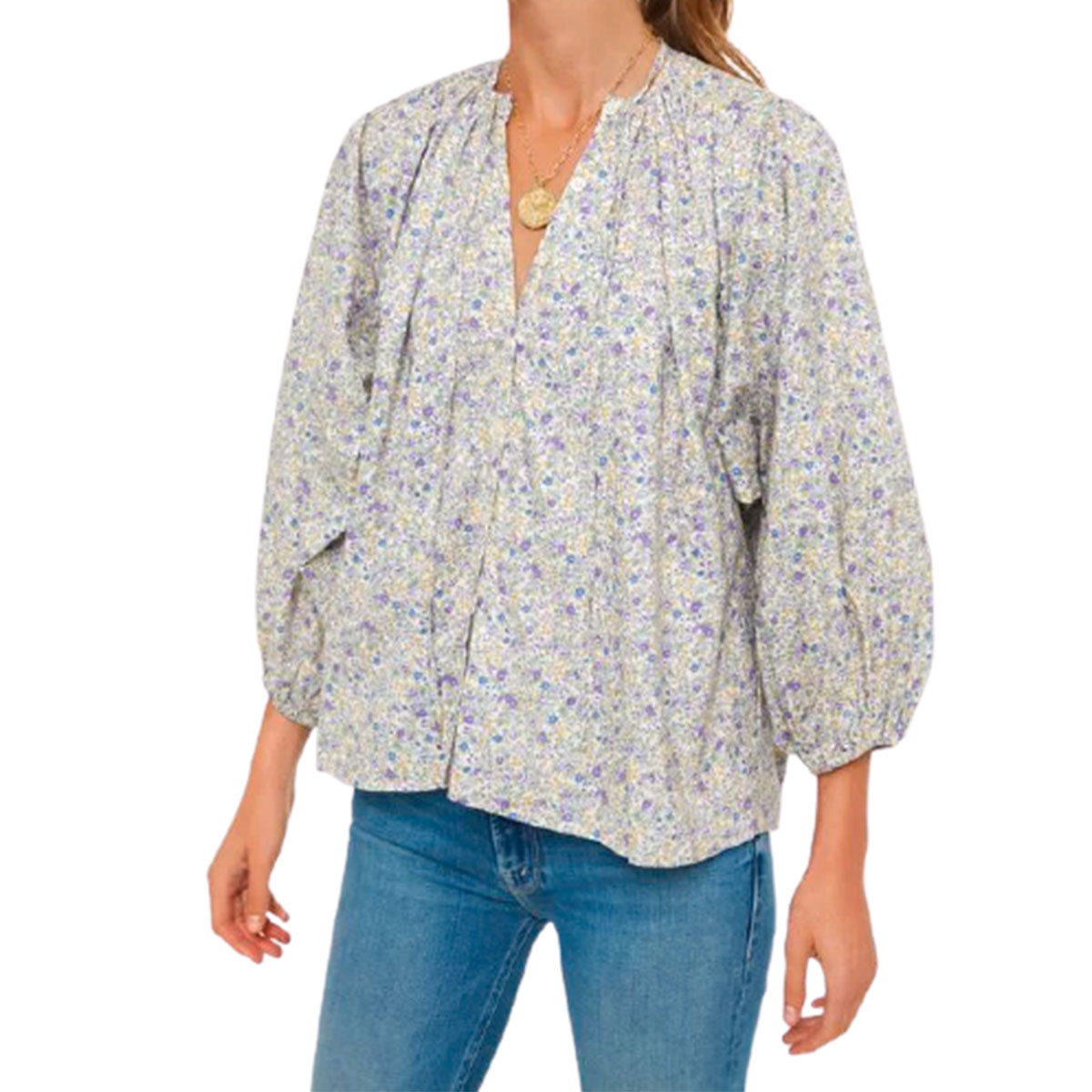 Emerson Floral Top | Tuesday Morning Musings | 177