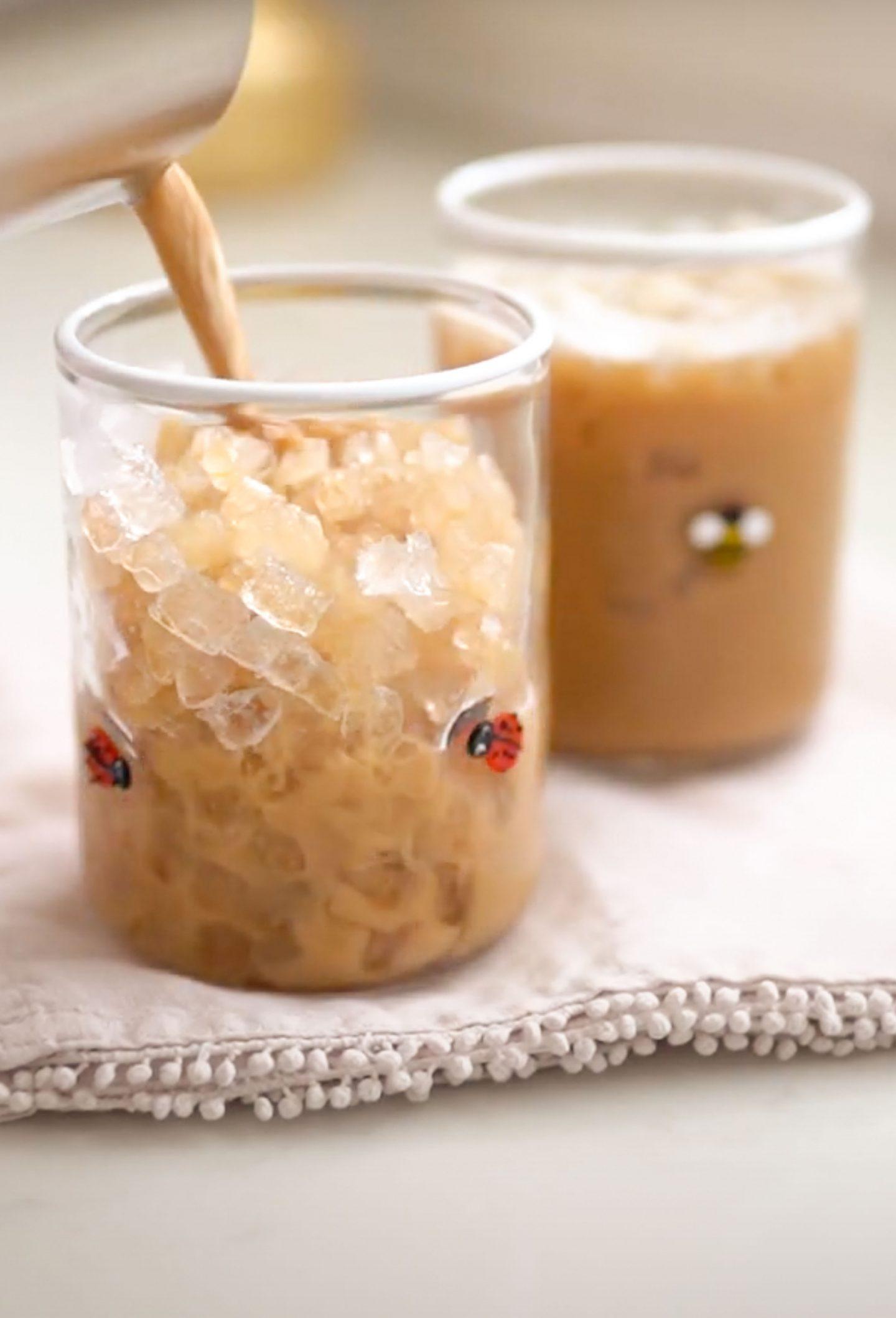 Honey Lavender Latte recipe
