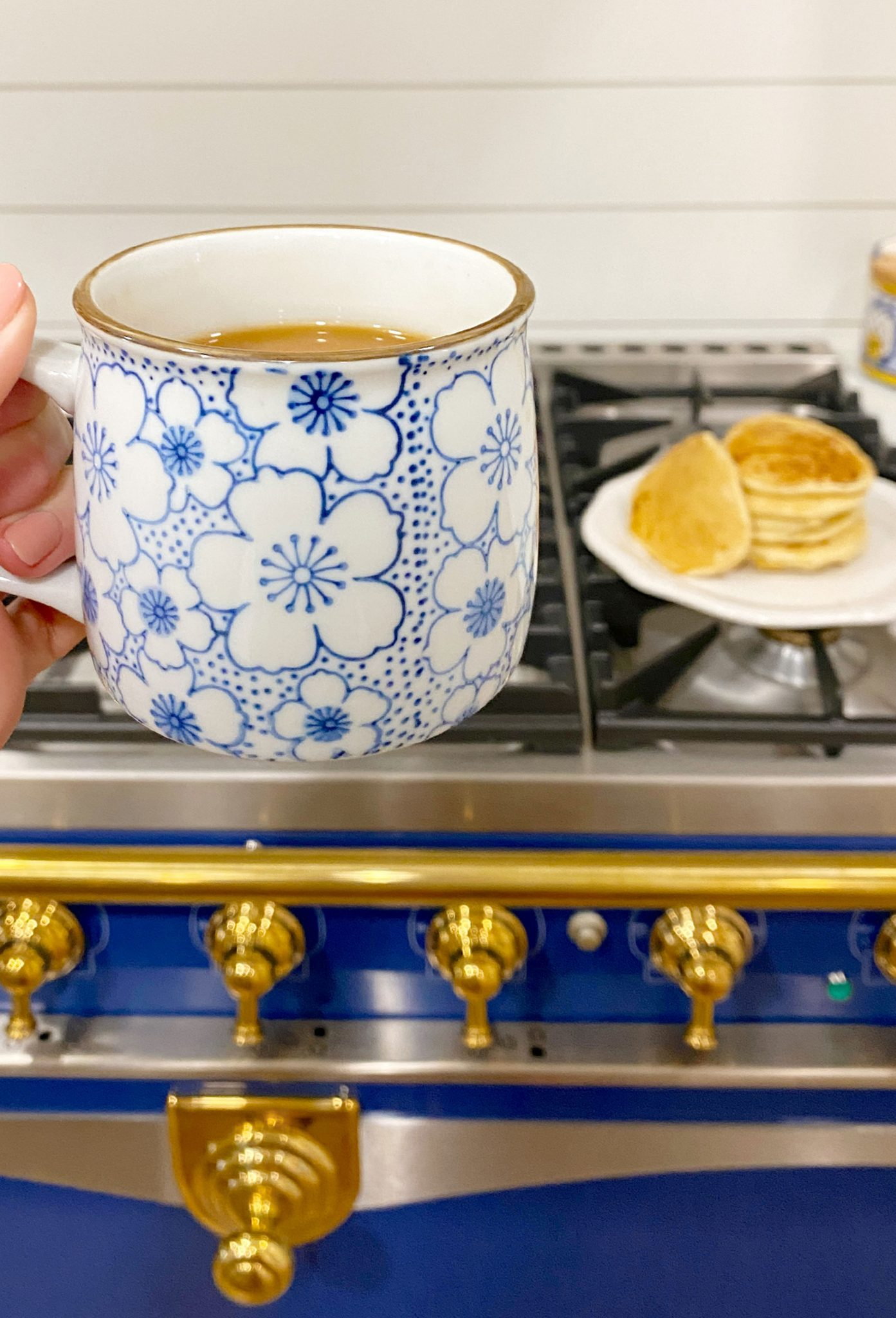 blue stove   Tuesday Morning Musings   177