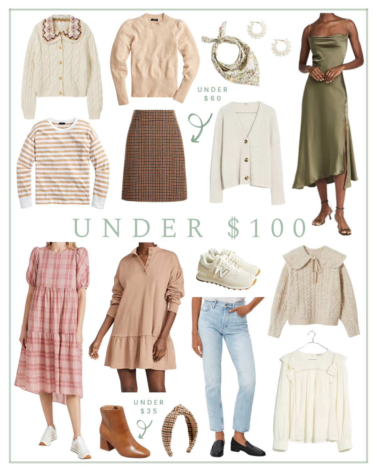 Under $100 Fall Style