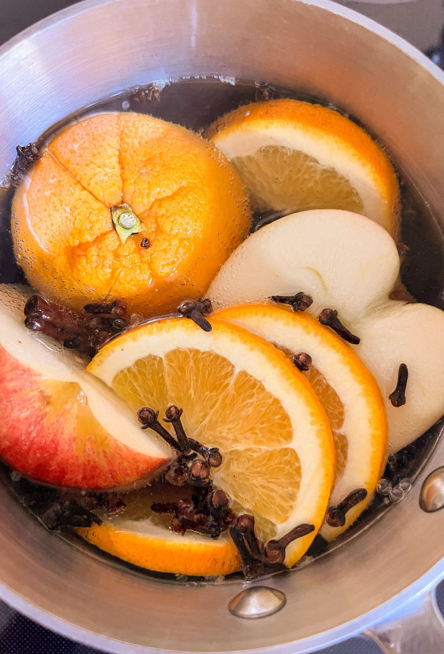 Fall Potpourri recipe