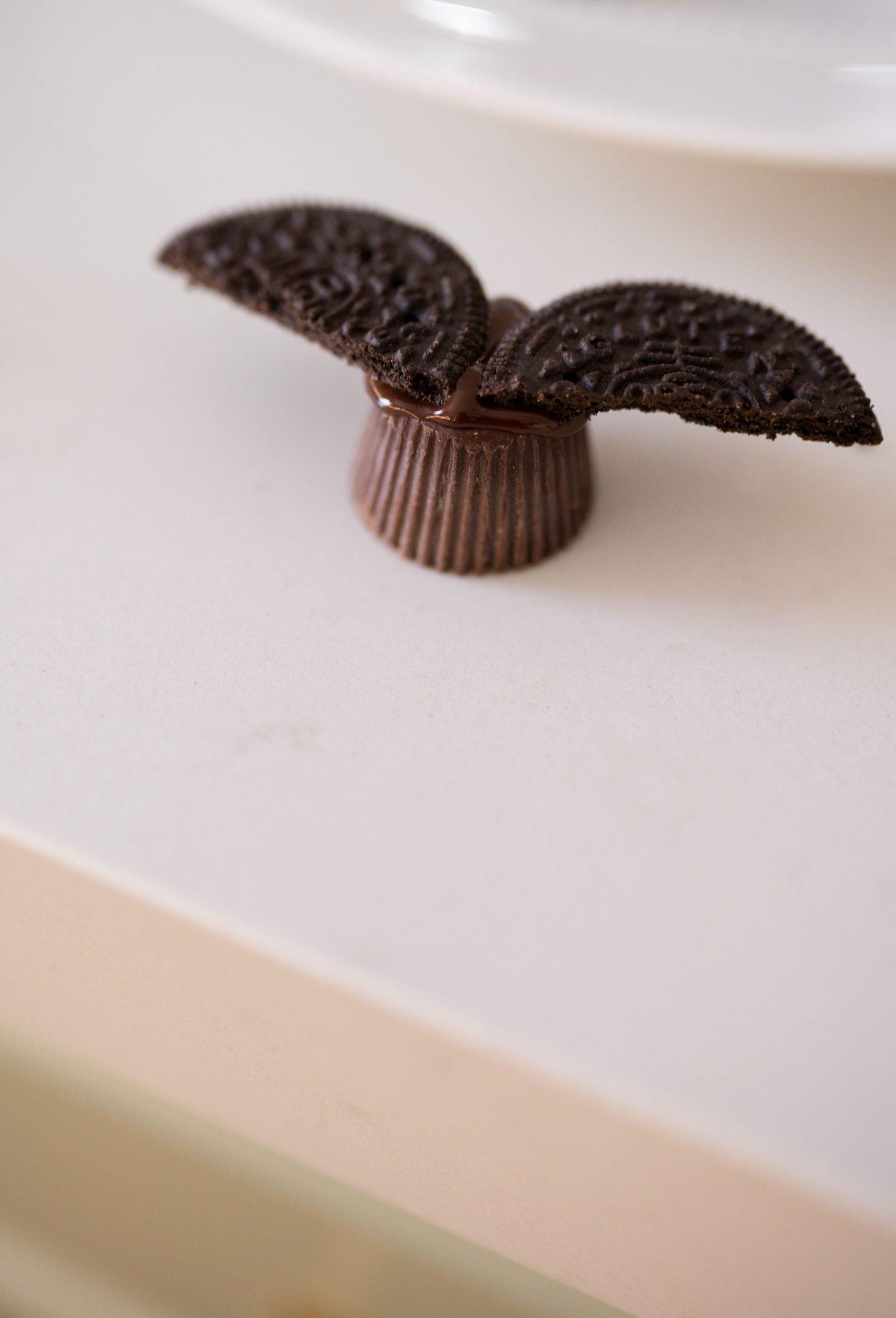 Chocolate Bat dessert