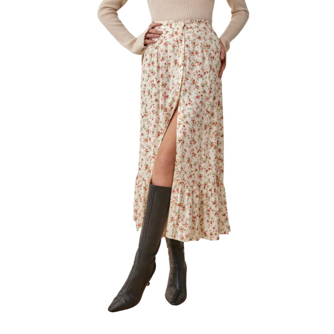Reformation - Brea Skirt | Monday Morning Musings | 181