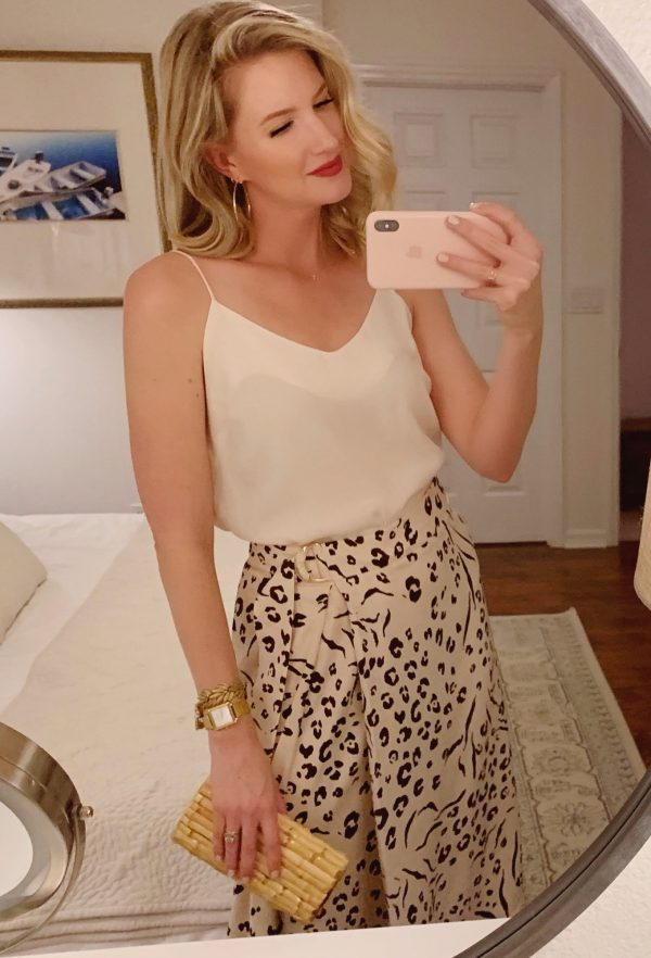 Ashley Brooke - Leopard Skirt v