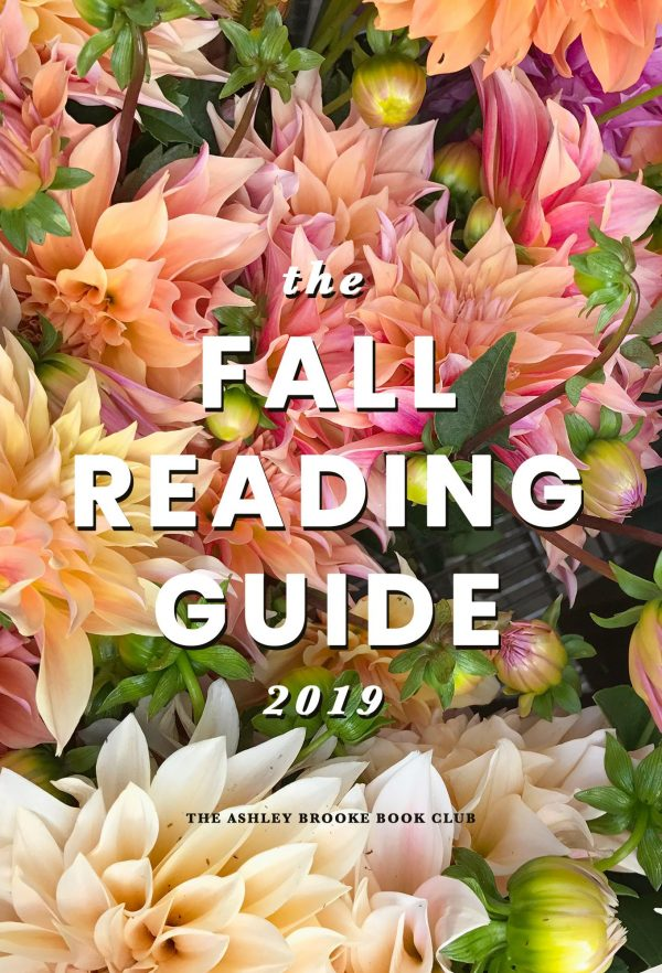 Fall Reading Guide - Ashley Brooke Book Club