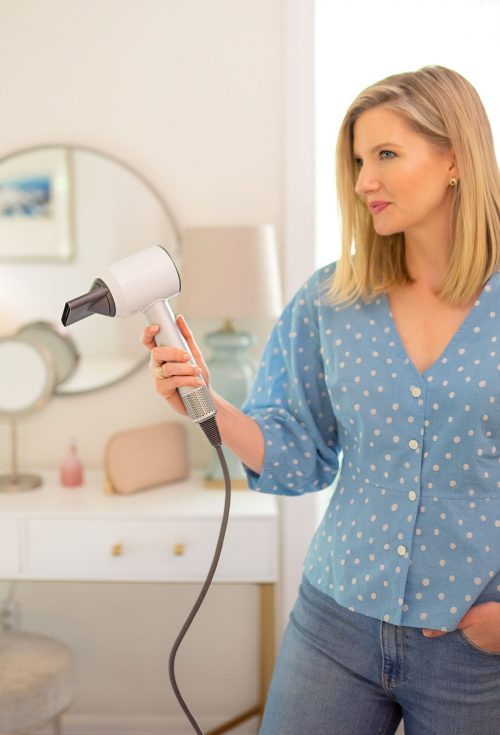Is the Dyson hair dryer worth it? On Ashleybrookedesigns.com