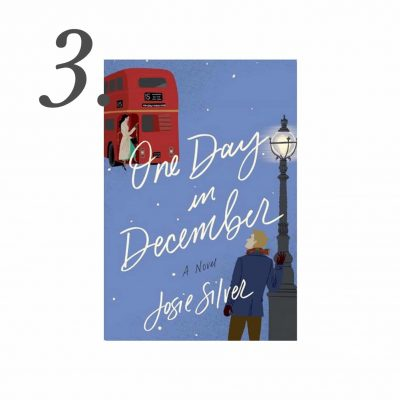 One Day in December A Novel - www.ashleybrookedesigns.com