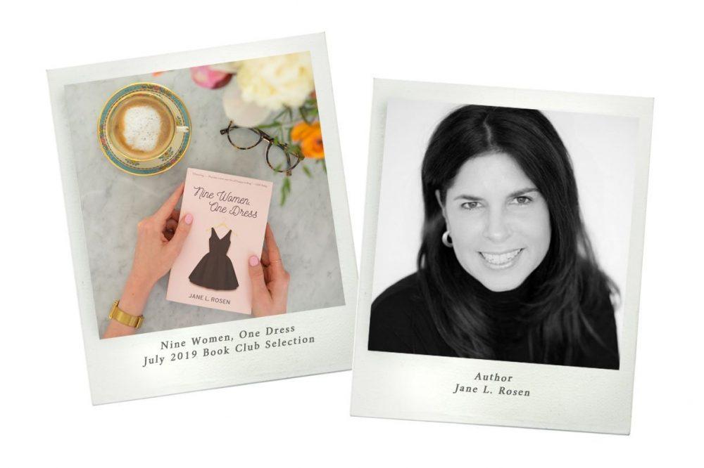 Author Interview Ashley Brooke Book Club - Jane L. Rosen
