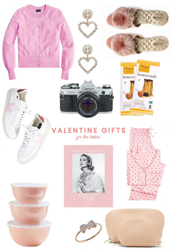 Valentine Gifts - For the ladeis