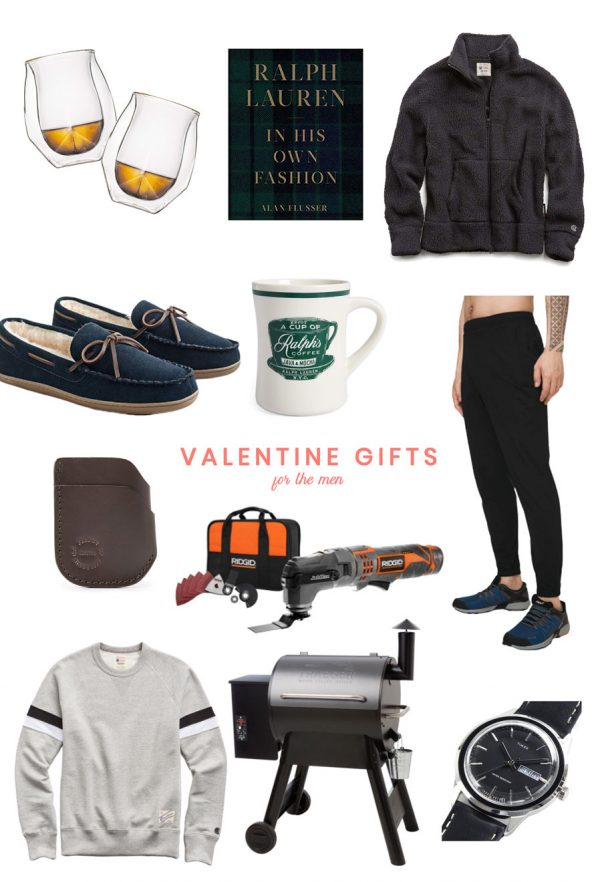 Valentine S Gifts For Men 2020 A Guide Ashley Brooke Designs
